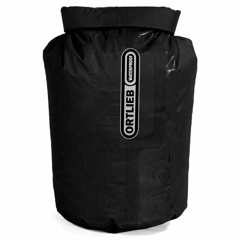 Ortlieb Packsack Dry-Bag PS10 1.5 L schwarz
