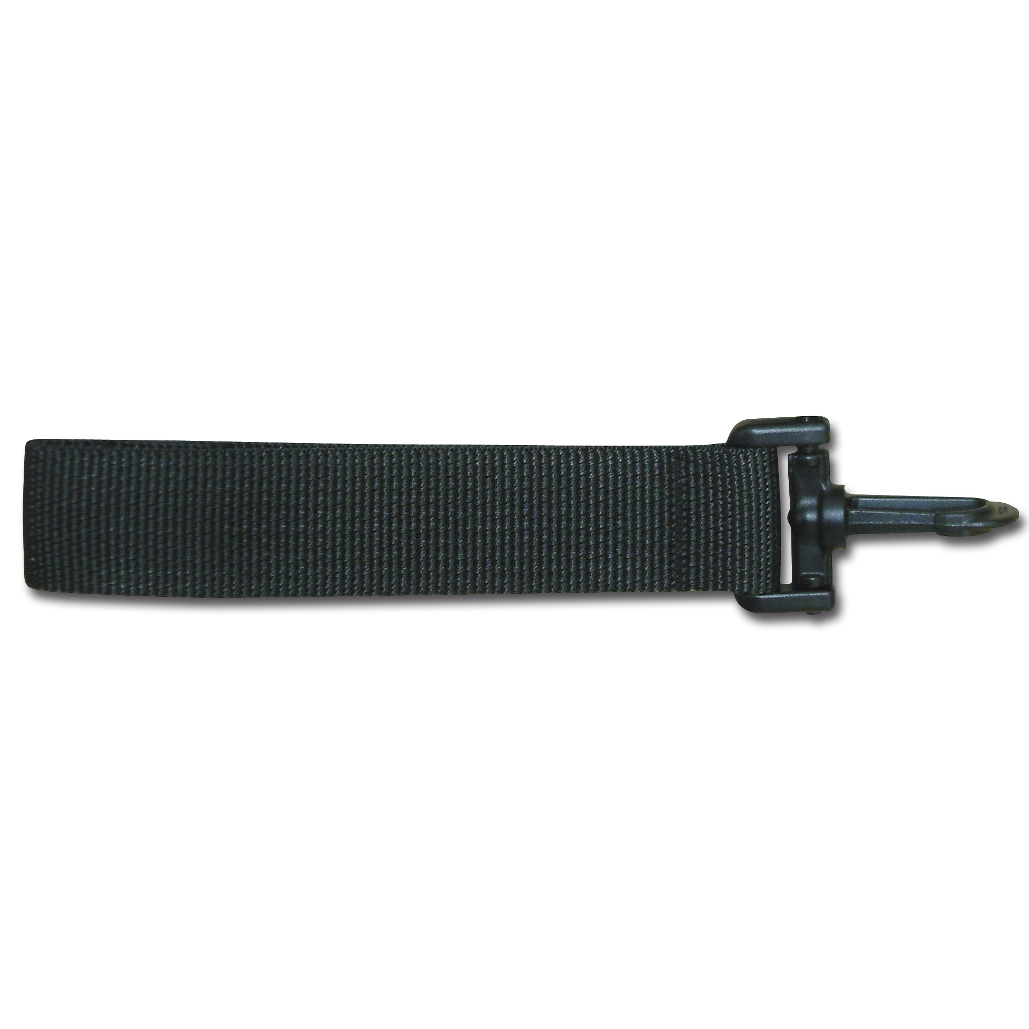 Koppelschlaufe TacGear schwarz 10 cm