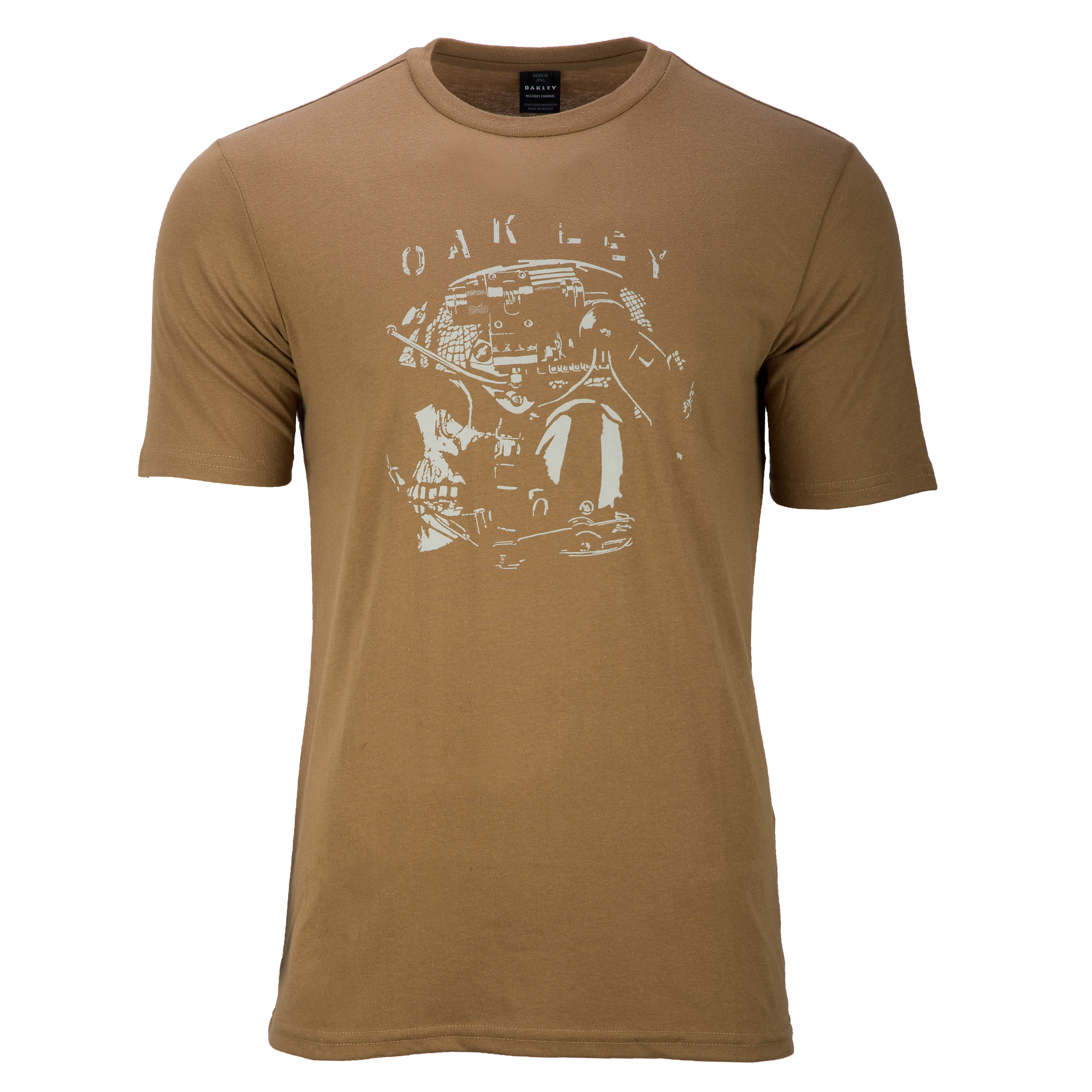 Oakley T-Shirt The Operator coyote