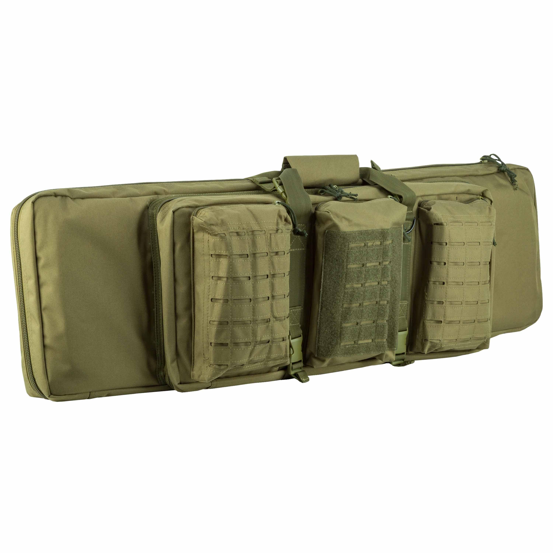 Mil-Tec Rifle Case Double oliv