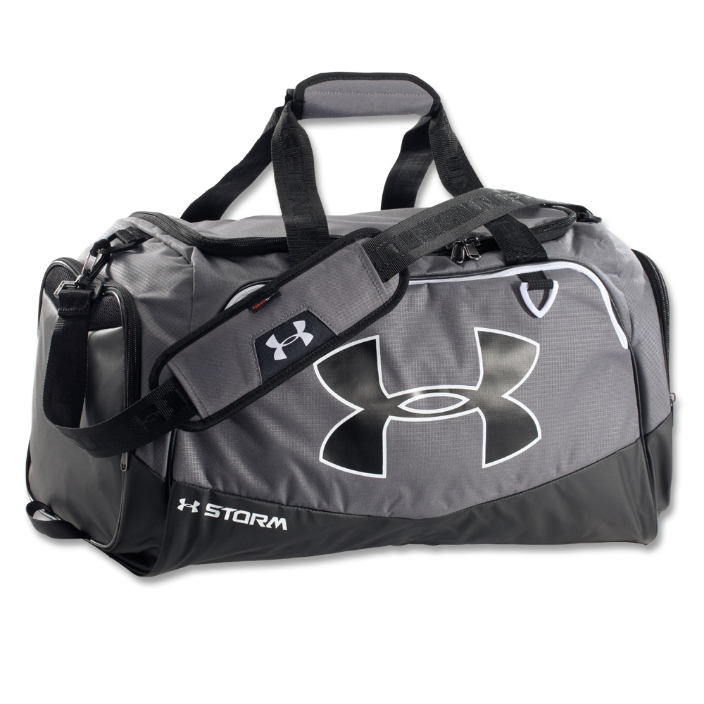 Under Armour Sporttasche Undeniable Duffel med. graphit/schwarz