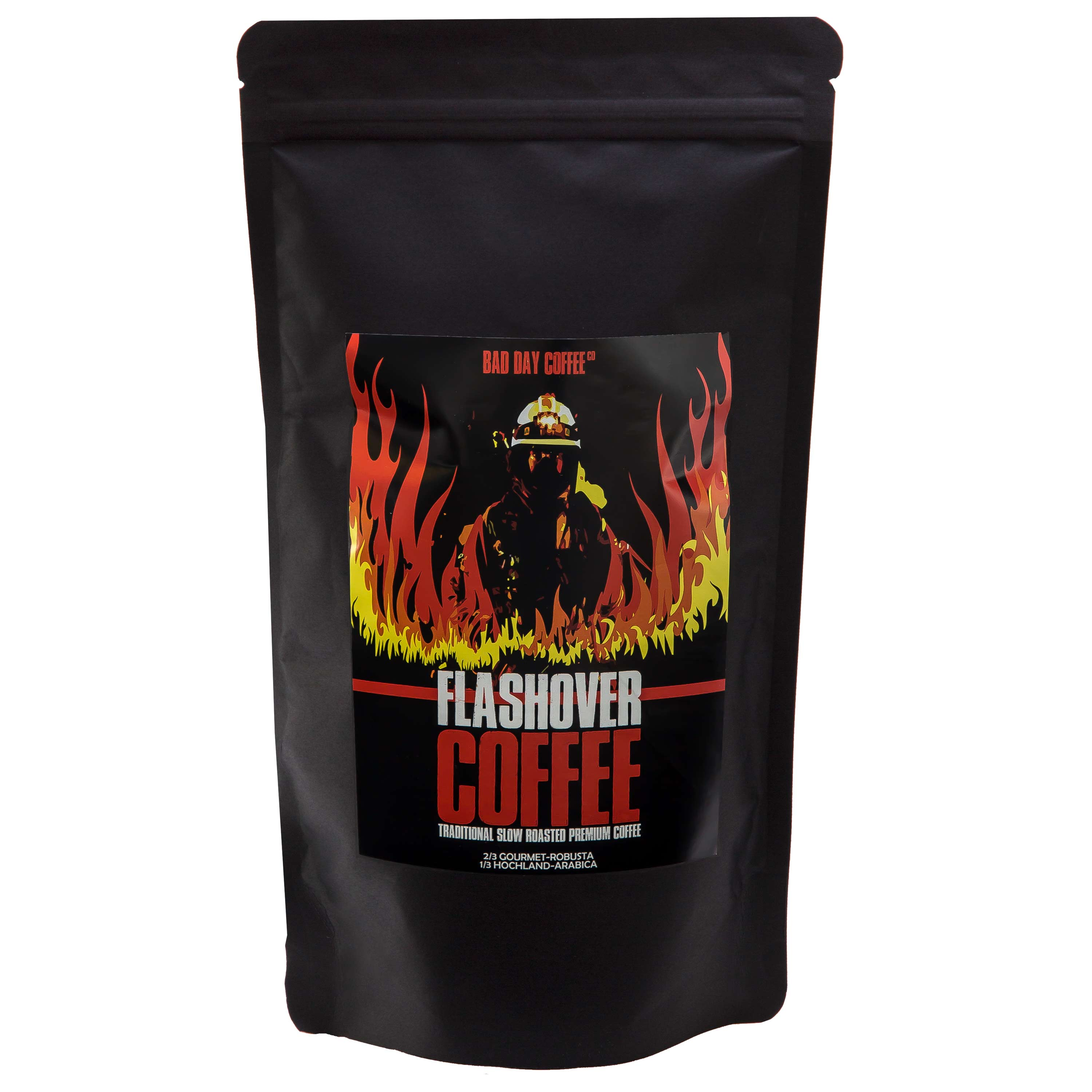 Bad Day Coffee Flashover Kaffee ganze Bohne 500 g
