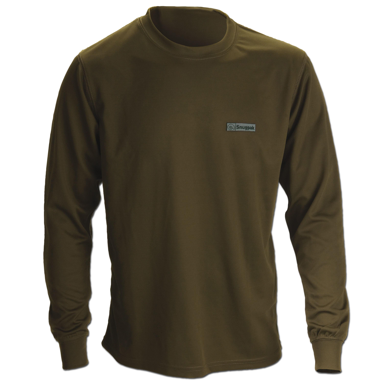 Snugpak 2nd Skinz Coolmax Unterhemd oliv