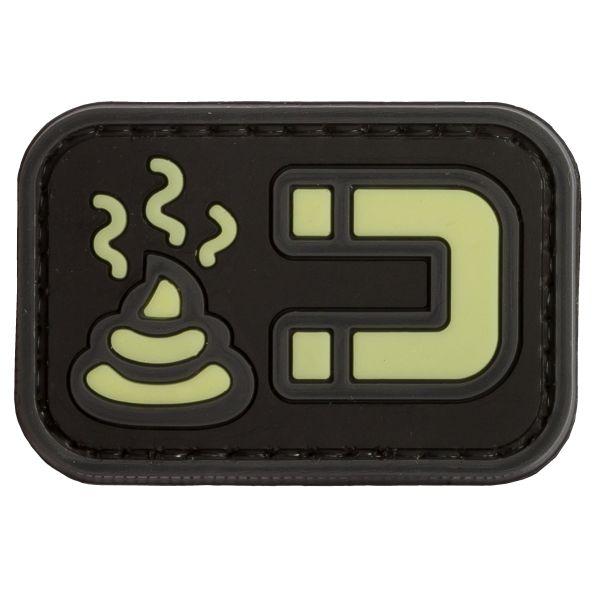 TAP 3D Patch ShitMagnet nachleuchtend