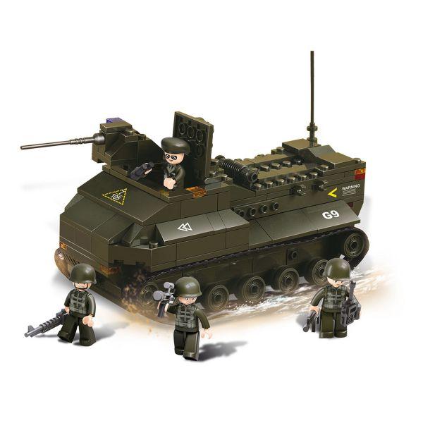 Sluban Panzerfahrzeug M38-B6300