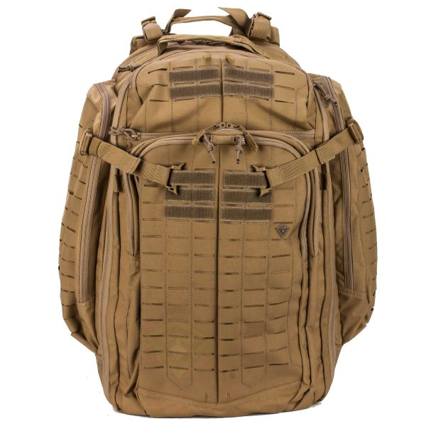 First Tactical Rucksack Tactix 3 Day Backpack coyote