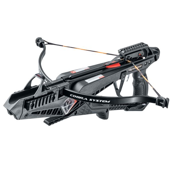 EK Archery Pistolenarmbrust X-Bow Cobra schwarz
