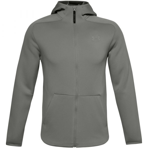 Under Armour Hoodie Move FZ gravity green