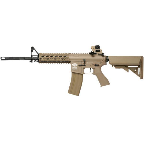 G&G Airsoft Gewehr CM16 Raider L 0.5 J AEG desert