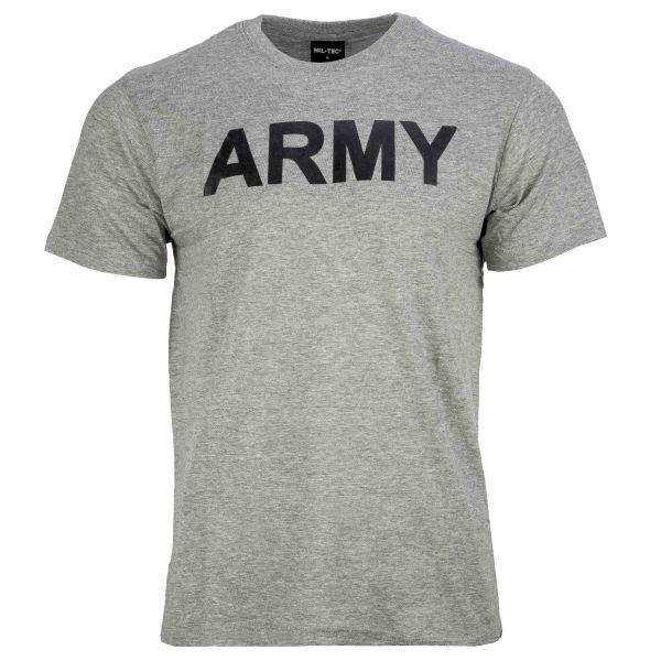 Mil-Tec T-Shirt Armygrau
