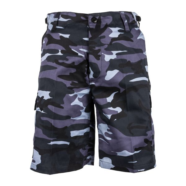 BDU Shorts skyblue