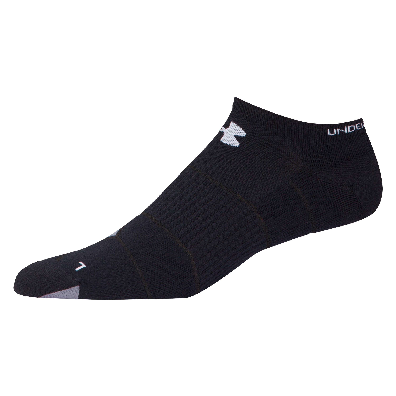 Under Armour Socken Run Launch schwarz-grau