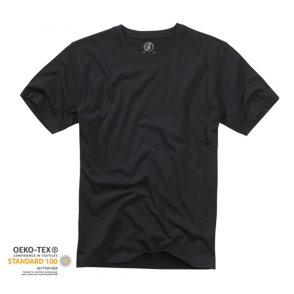 Brandit T-Shirt schwarz
