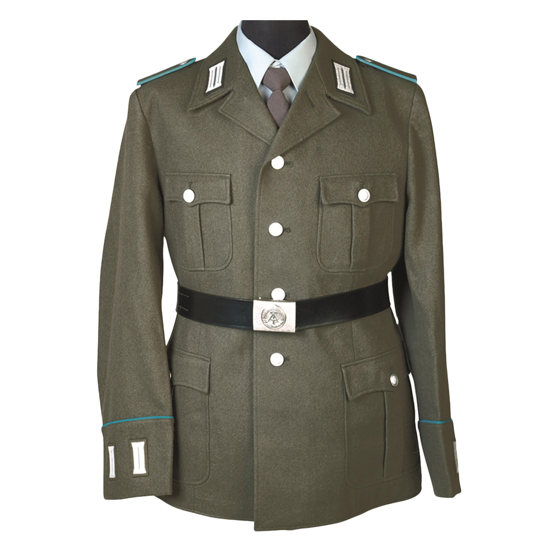 NVA Uniformjacke mit Effekten Soldat LSK neuwertig