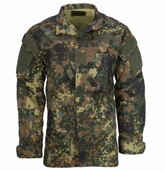Invader Gear Feldbluse Revenger TDU Shirt flecktarn