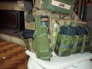 holster adaptable