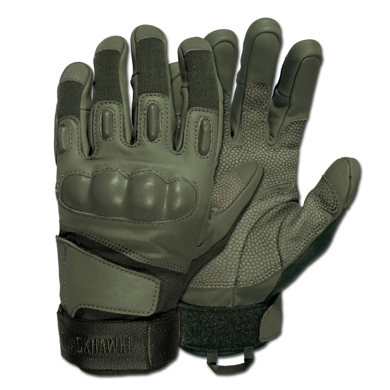 Handschuhe Blackhawk S.O.L.A.G. Heavy Duty oliv schnitthemmend