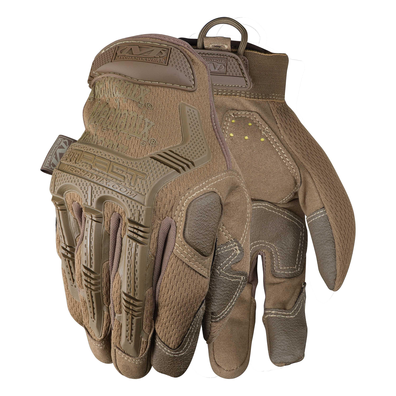 Handschuhe Mechanix Wear M-Pact coyote