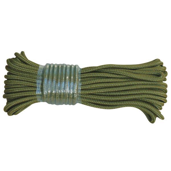 Kommandoseil oliv 5 mm