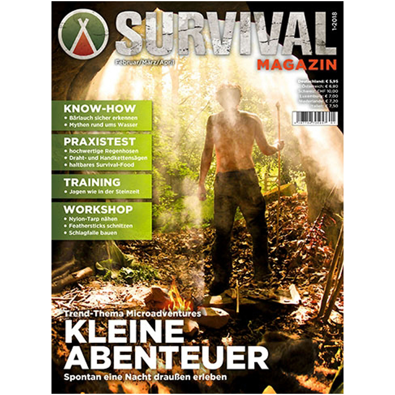 Survival Magazin 01/2018