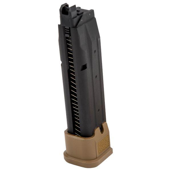 Sig Sauer Airsoft Pistolen Magazin P320-M17 Gas 21 Schuss