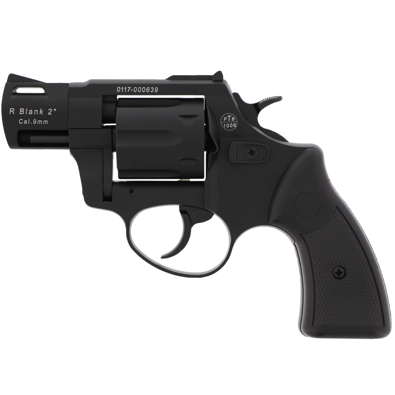 Zoraki Revolver R2 schwarz 2 Zoll