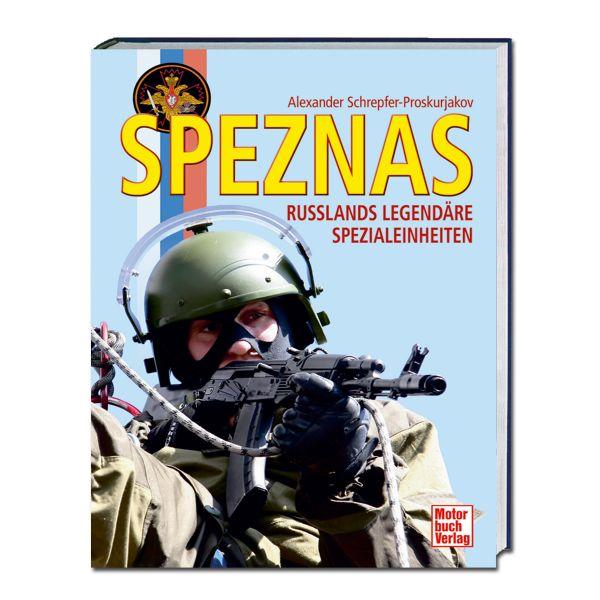 Buch Speznas - Russlands legendäre Spezialeinheiten