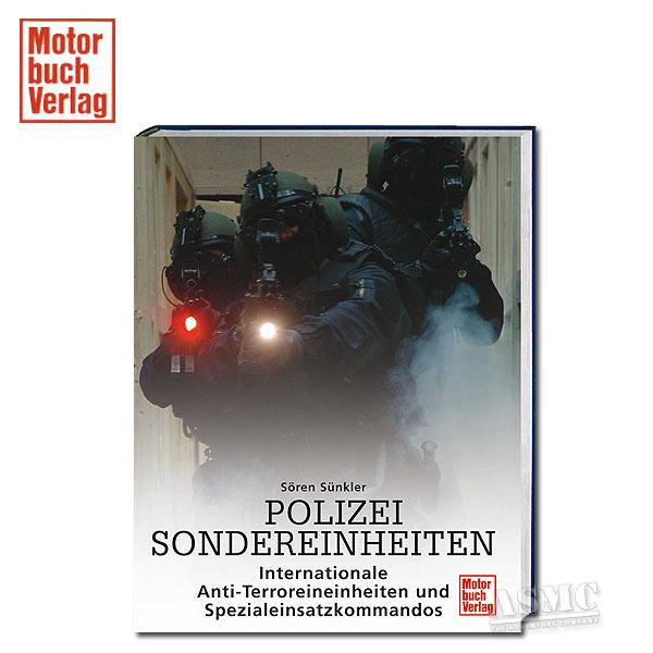 Buch Polizei Sondereinheiten
