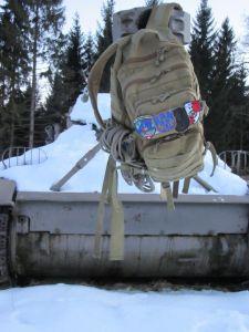US Assault und der Panzer