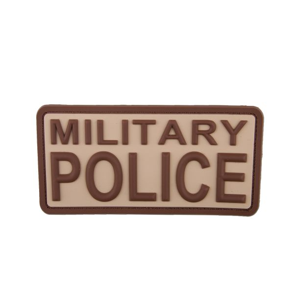3D-Patch Military Police desert