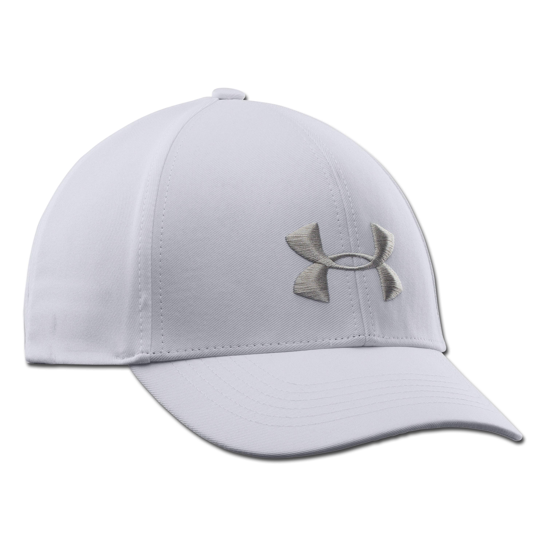Under Armour Women Big Logo Adjustable Cap weiß