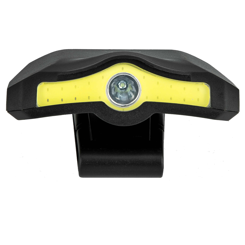 Mil-Tec Cap Light Cob schwarz
