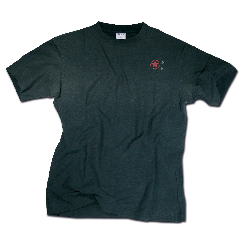 T-shirt Pure Trash Vintage schwarz