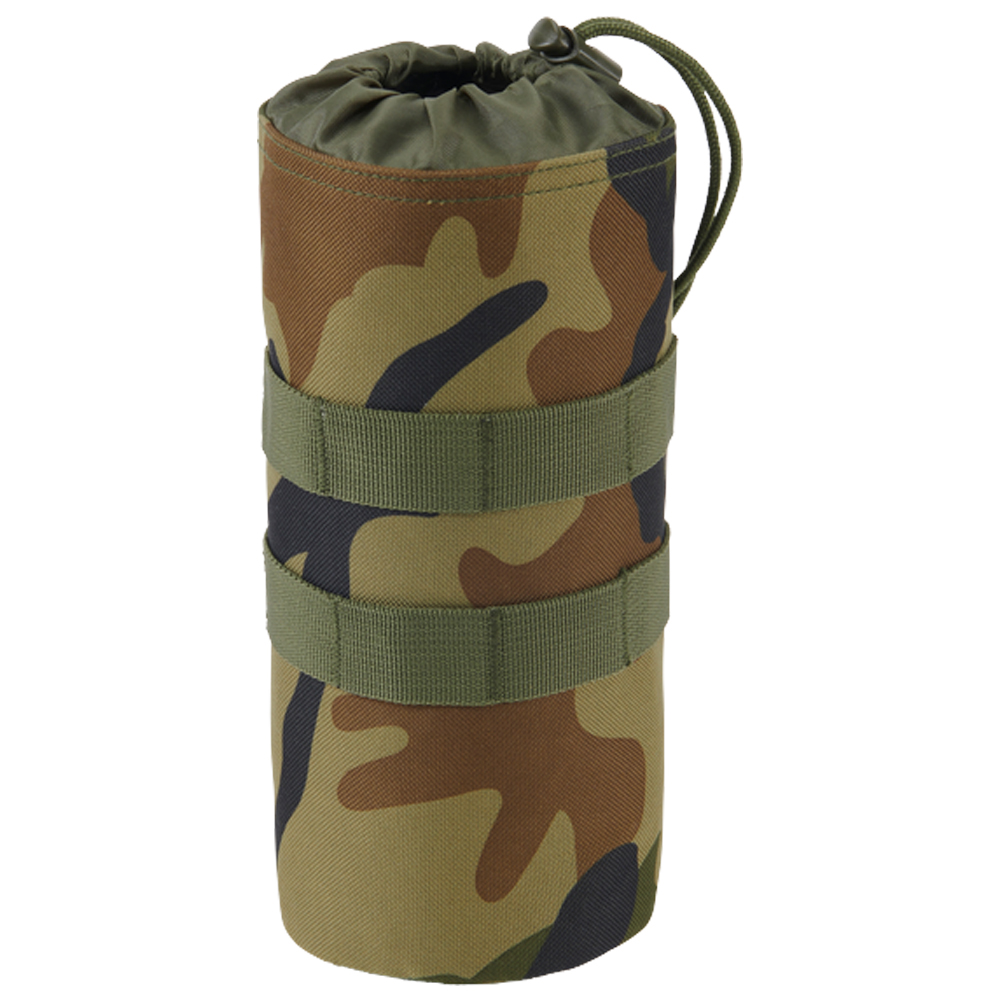 Brandit Tasche Molle Bottle Holder I woodland