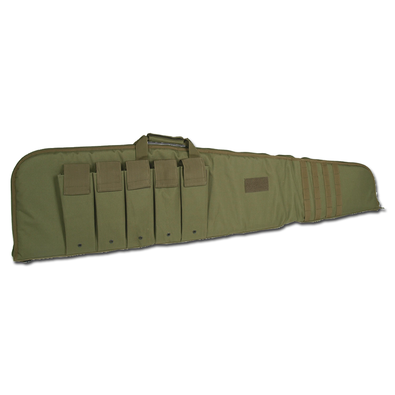 Rifle Case mit Tragegurt oliv 135 cm