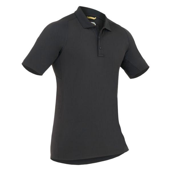 First Tactical Poloshirt Performance kurzarm schwarz