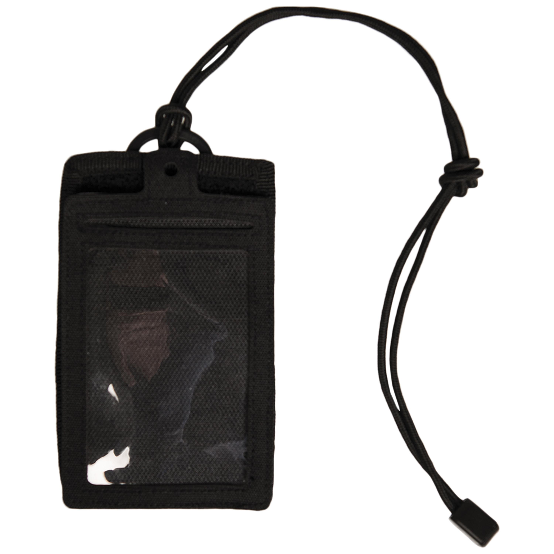 ID Card Case schwarz