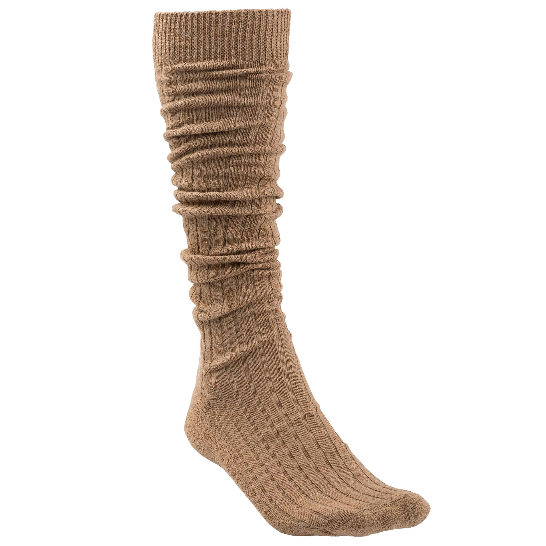 BW Socke Tropen lang braun gebraucht