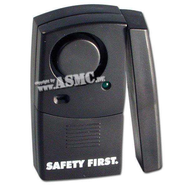 Fensteralarm Safety First