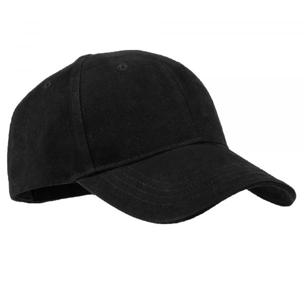 Mil-Tec Baseball Cap Sandwich schwarz