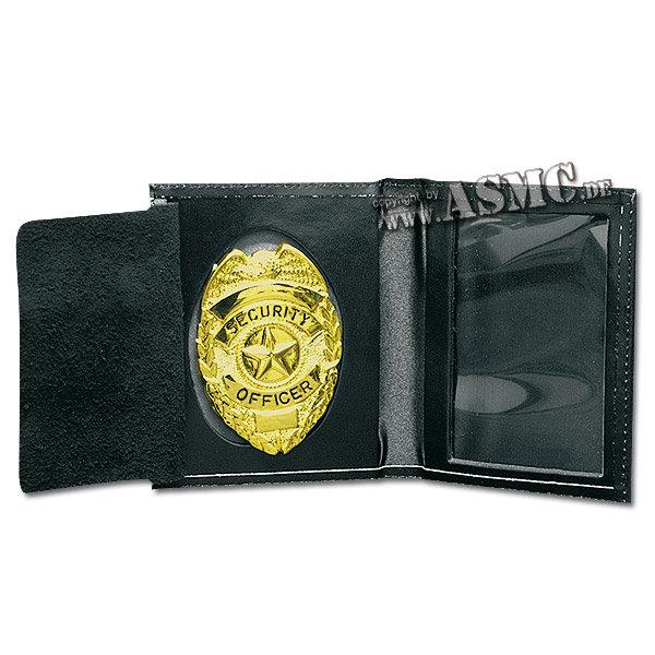 Ausweishülle Security gold
