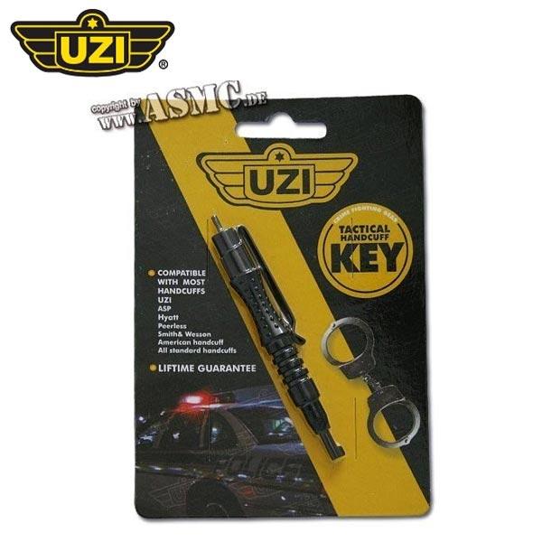 Handschellenschlüssel Uzi Pocket Key