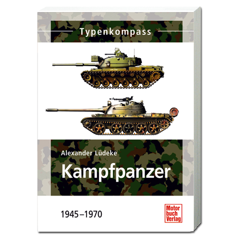Buch Kampfpanzer 1945 - 1970