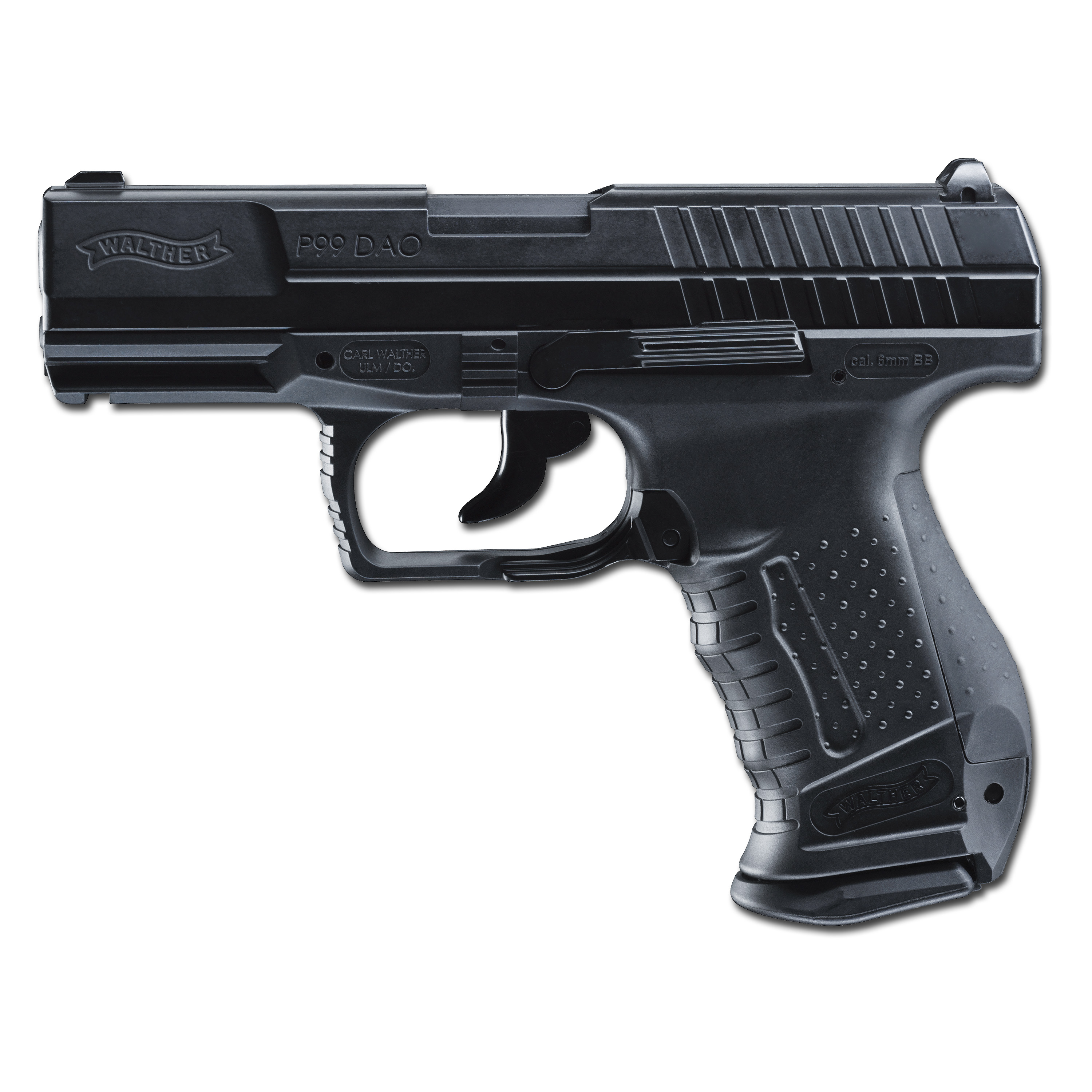 Pistole Softair Walther P99 DAO CO2 Blowback