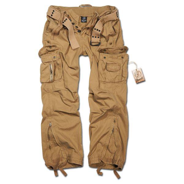 Hose Brandit Royal Vintage Trousers beige