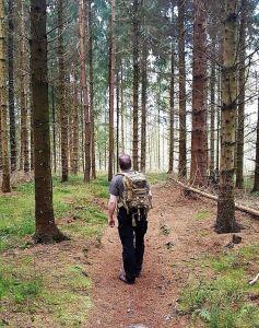 ab durch die Wälder