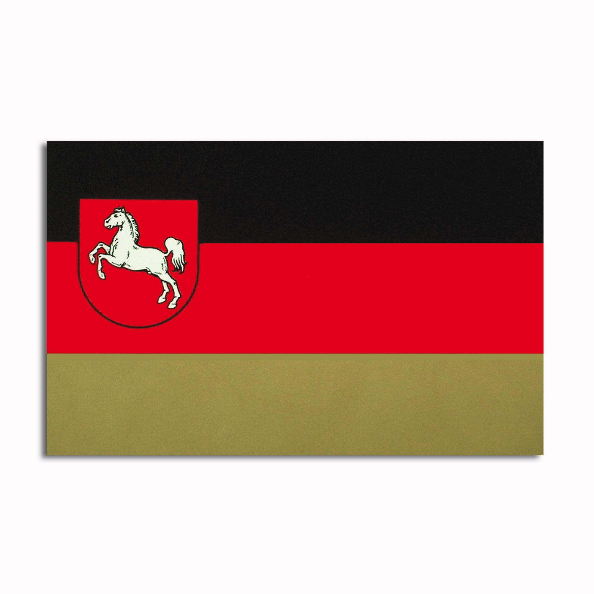 Aufkleber Niedersachsen
