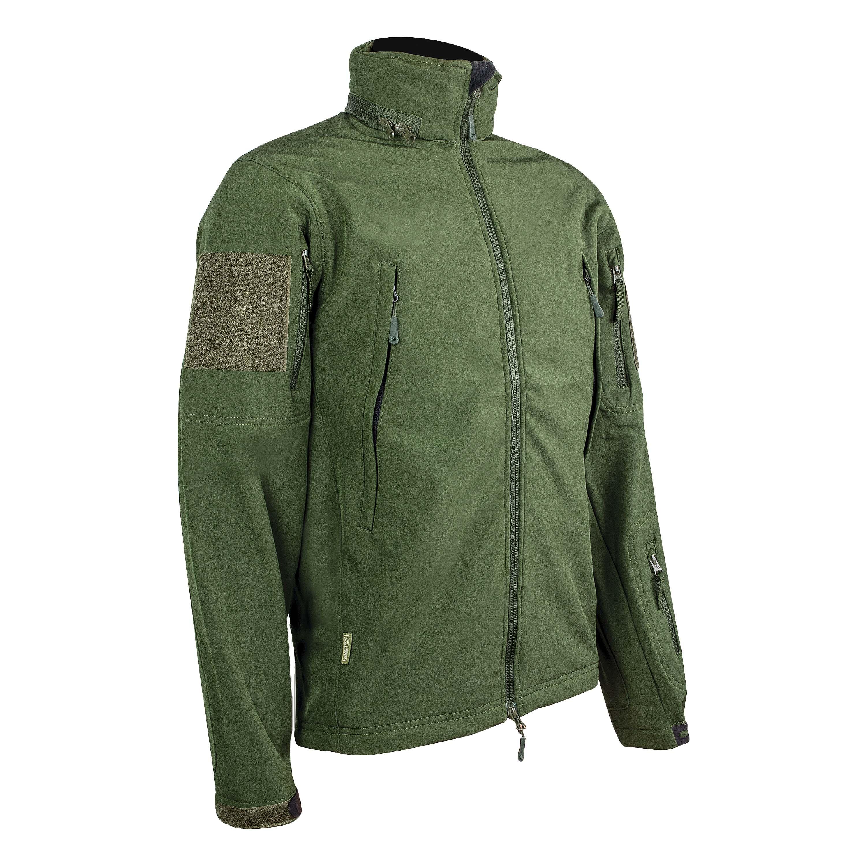Highlander Jacke Softshell Tactical oliv