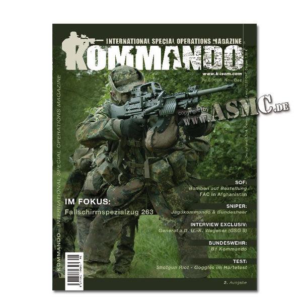 Kommando Magazin K-ISOM Ausgabe: 02