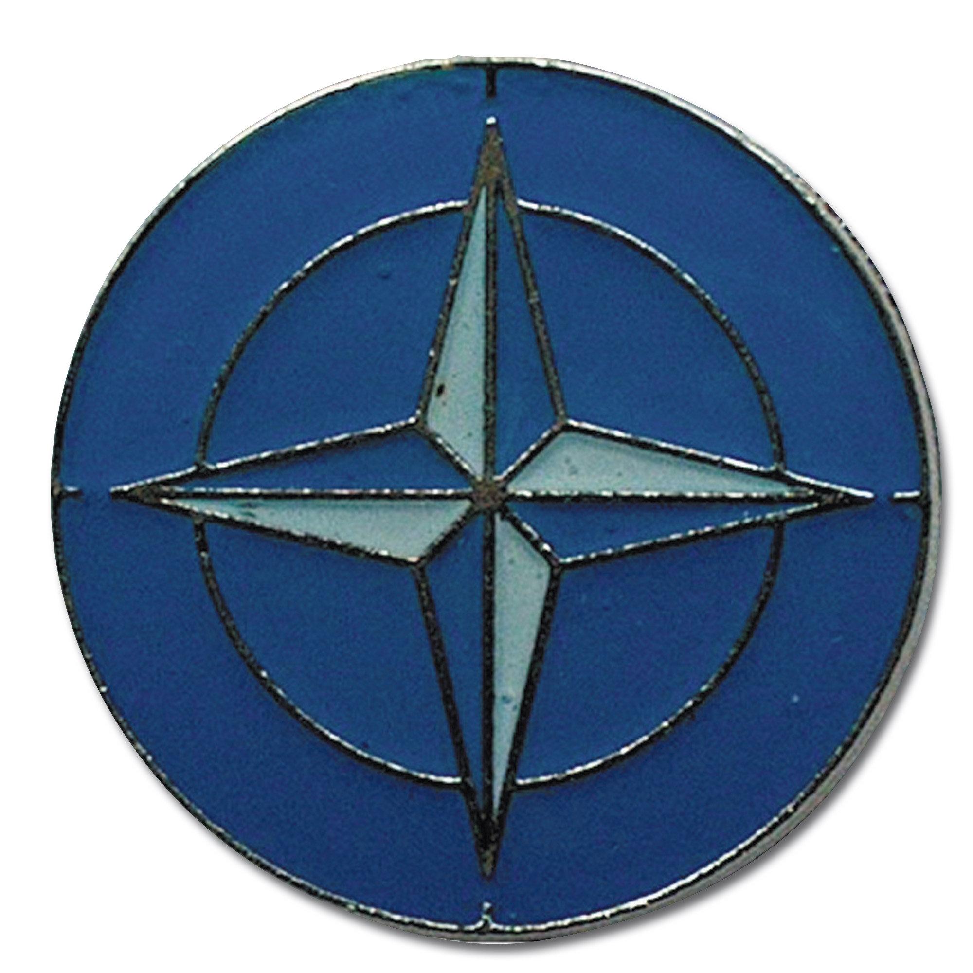 Pin Mini Metall NATO